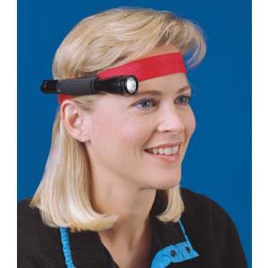 NITE IZE - Innovative Accessories - NI-NPO-03-01 - Stirnband Halter für AA und AAA Taschenlampen