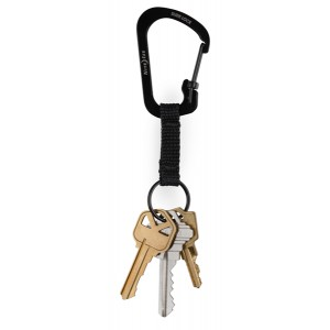 NITE IZE - Innovative Accessories - NI-CSLW - SlideLock Key Ring