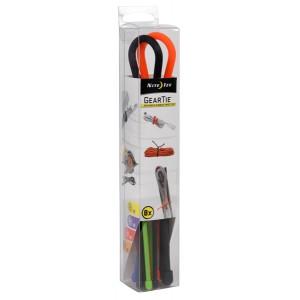 NITE IZE - Innovative Accessories - NI-GTBA-A2-R8 - Gear Tie Box, 8 Stück