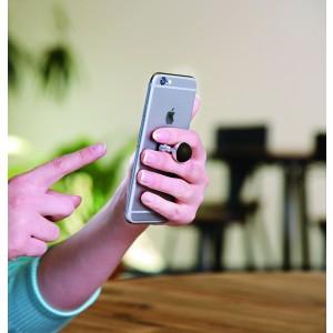 NITE IZE - Innovative Accessories - NI-STHMK-M1-R8 - Steelie HobKnob Kit for Smartphones