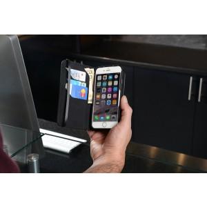 NITE IZE - Innovative Accessories - NI-FCNTI6-01-R8 - Connect Wallet & Case für iPhone 6/6S