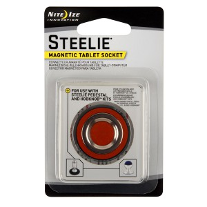 NITE IZE - Innovative Accessories - NI-STLM-11-R7 - Steelie Magnetische Gelenkfassung für Tablets