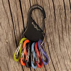 NITE IZE - Innovative Accessories - NI-KRK-03-01 - S-Biner KeyRack