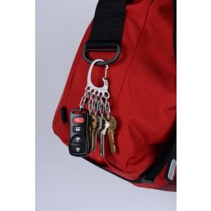 NITE IZE - Innovative Accessories - NI-KLKBF-11-R6 - BigFoot Locker KeyRack - Stainless