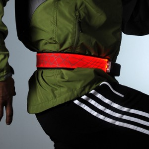 NITE IZE - Innovative Accessories - NI-NSB-51-R8 - LED Sport Belt