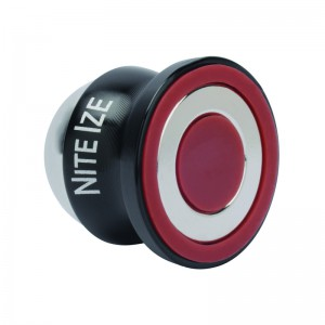 NITE IZE - Innovative Accessories - NI-STMM-11-R7 - Steelie Magnetic Mount