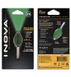 INOVA - Flashlights - IN-CB - INOVA® Microlight, clear body