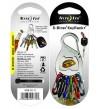 NITE IZE - Innovative Accessories - NI-KRB - S-Biner Keyrack +