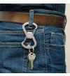 NITE IZE - Innovative Accessories - NI-SBO - S-Biner Ahhh... - Schlüsselanhänger mit Flaschenöffner