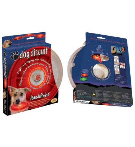 NITE IZE - Innovative Accessories - NI-FFDD-08 - Hunde LED Wurfscheibe