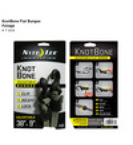 NITE IZE - Innovative Accessories - NI-KBBF-03-26 - KnotBone Flat Bungee