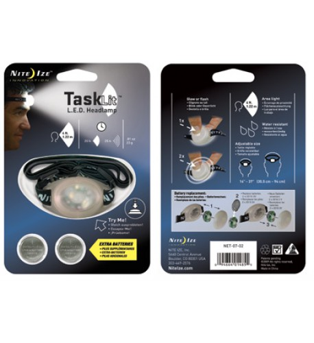 NITE IZE - Innovative Accessories - NI-NET-07 - TaskLit