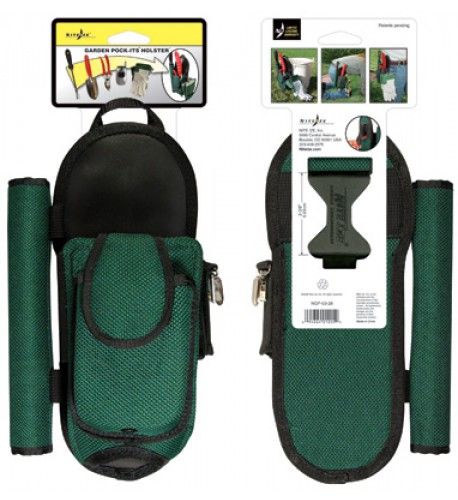 NITE IZE - Innovative Accessories - NI-NGP-03-28 - Garden Pock It's Utility Holster