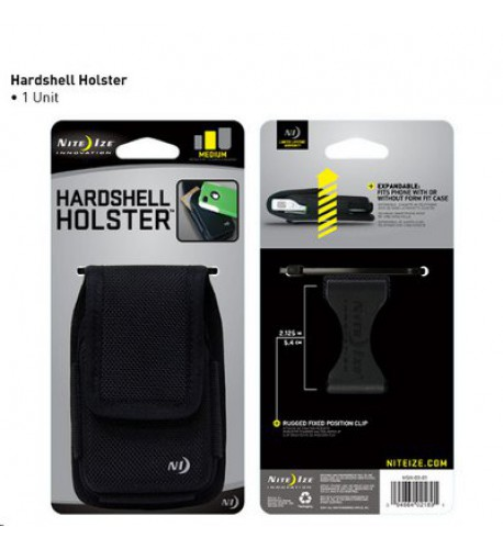 NITE IZE - Innovative Accessories - NI-HSH-03-01 - Hardshell Holster