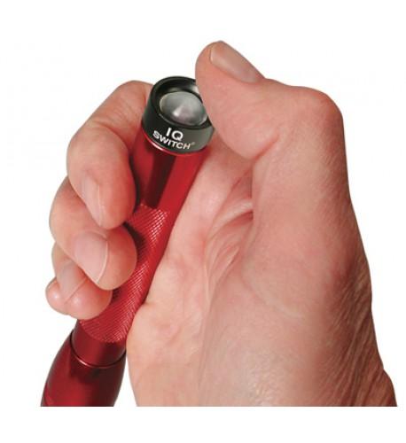NITE IZE - Innovative Accessories - NI-NIQ2-07-1WC - Kombo-Packet: 1 Watt LED Upgrade und Smarter Schalter für Mini MagLite® AA