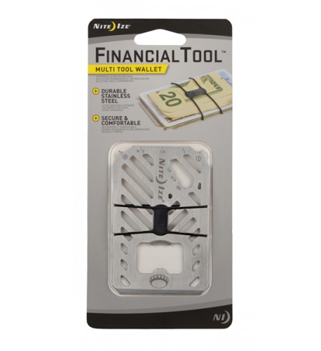 NITE IZE - Innovative Accessories - NI-FMT - FinancialTool