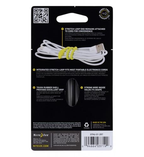 NITE IZE - Innovative Accessories - NI-GTK - Gear Tie Cordable
