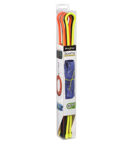 NITE IZE - Innovative Accessories - NI-GTPP - Gear Tie Pro Pack