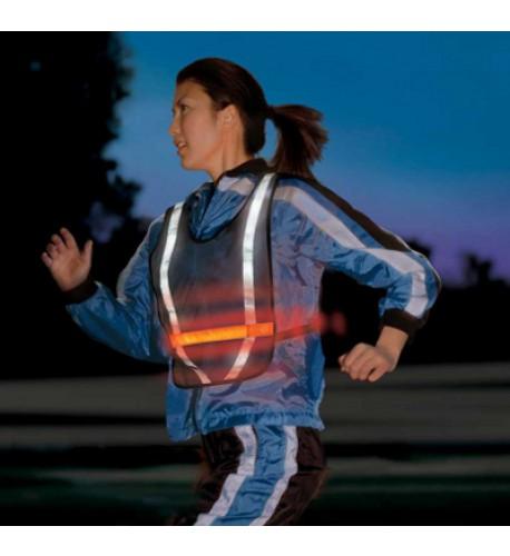 NITE IZE - Innovative Accessories - NI-NRV-08-10 - L.E.D. Sport Vest