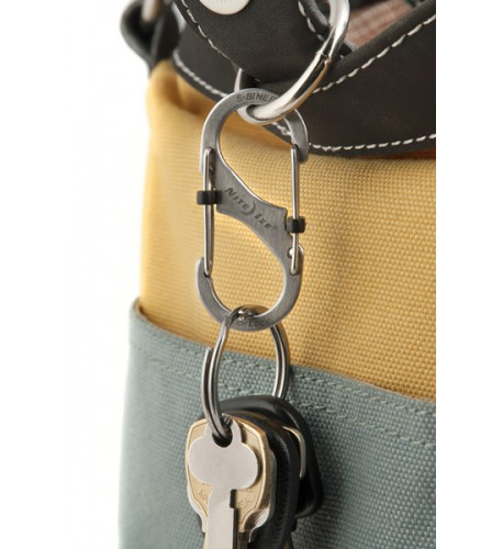 NITE IZE - Innovative Accessories - NI-LSB - S-Biner Slidelock
