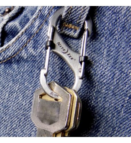 NITE IZE - Innovative Accessories - NI-LSBM - S-Biner MicroLock