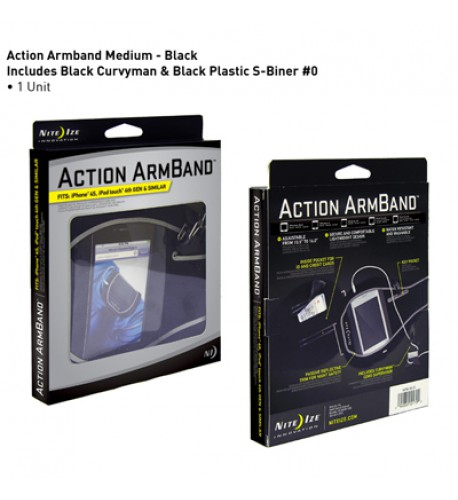 NITE IZE - Innovative Accessories - NI-NIPB - Action Armband