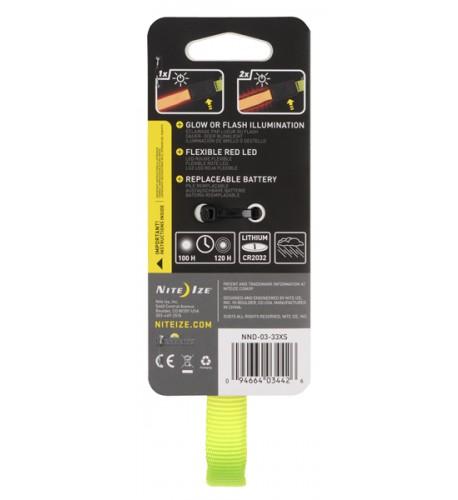 NITE IZE - Innovative Accessories - NI-NiteDawg XS - NiteDawg XS LED Dog Collar