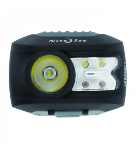 NITE IZE - Innovative Accessories - NI-R200H-09-R7 - Radiant 200 Headlamp